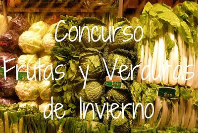Concurso frutas y verduras de invierno