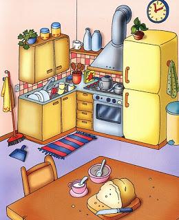 Aprendiendo en la cocina con Noelia Bernal
