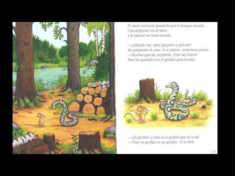 Libros que leemos: El Grúfalo