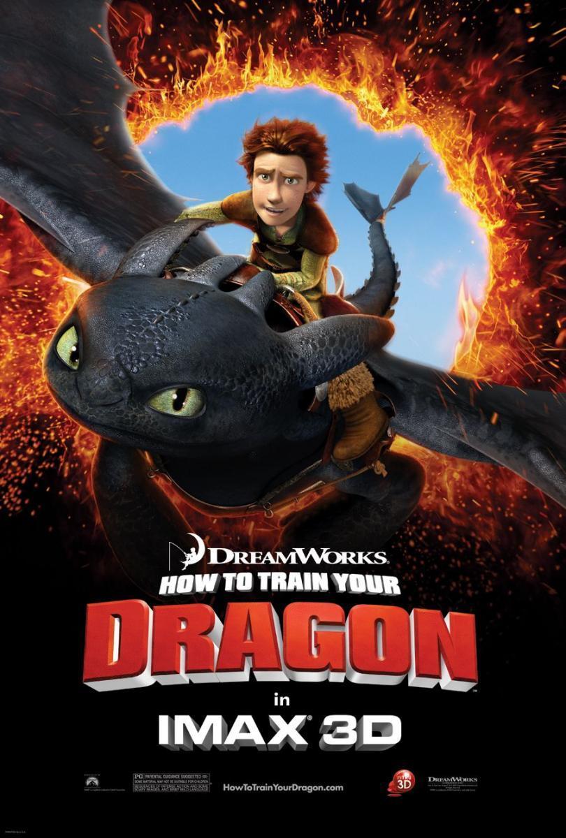 Películas que vemos: Cómo entrenar a tu dragón