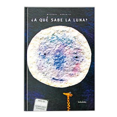 Libros que leemos: ¿A qué sabe la luna?