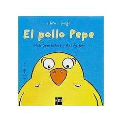 Libros que leemos: El pollo Pepe